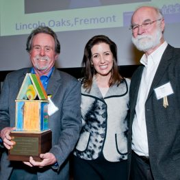 "Housing Consortium of the East Bay presents BBI with ""Engaged in Community Award"""